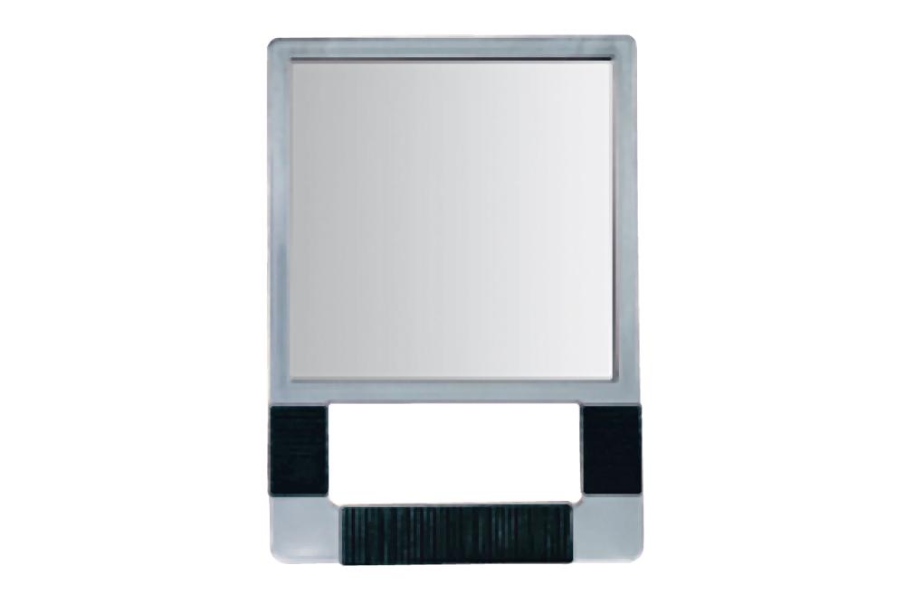 Espelho com Pega Prata