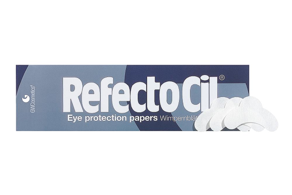 Bandas Protetoras Olhos Refectocil Papel 96 Unidades