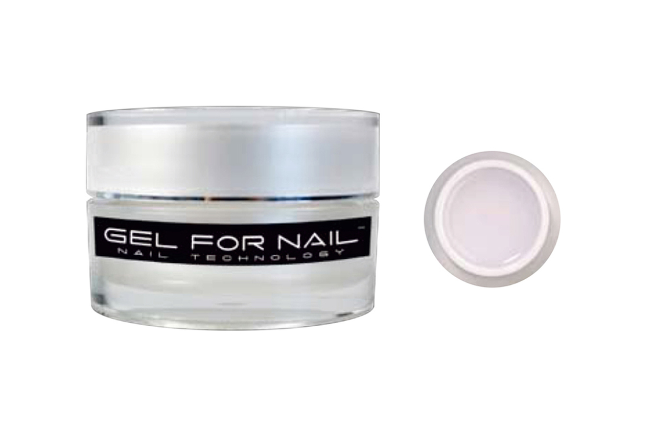 Gel Uv Unhas Gfn Monofásico Transparente 15 ml