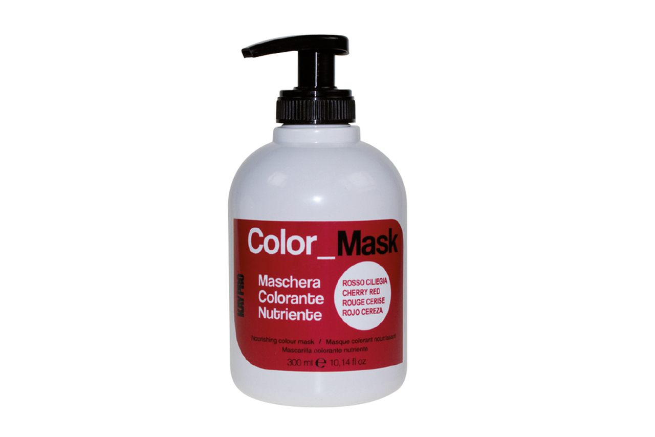 Máscara Capilar Colorante Kaypro Cereja 300 ml