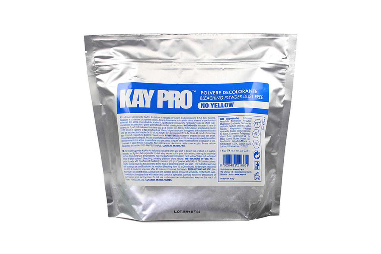 Pó Descolorante Kaypro Azul 1 kg