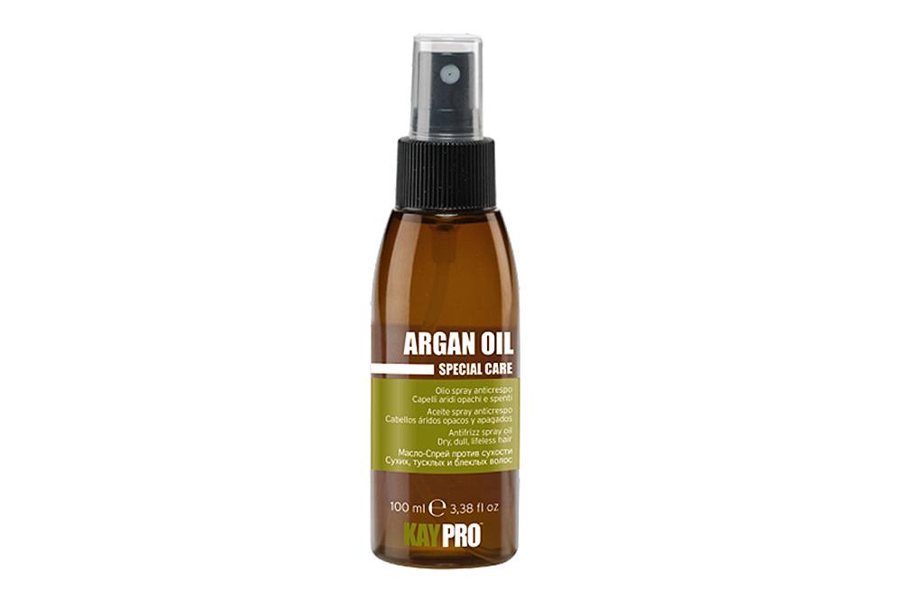 Óleo Anti Frizz Spray Kaypro Argan Hidratação 100 ml