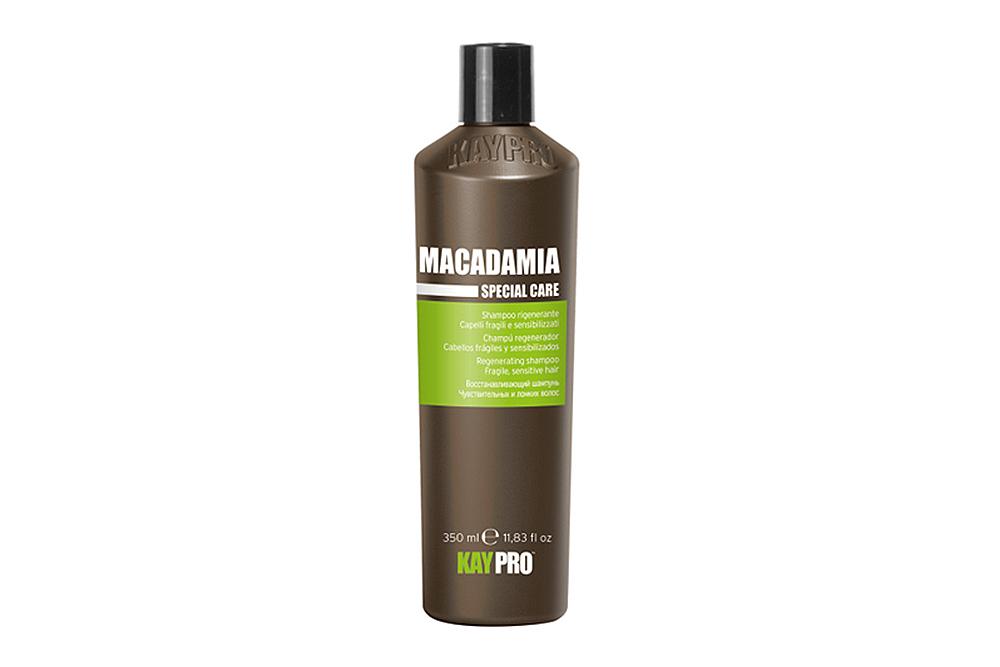 Shampoo Kaypro Macadâmia Cabelos Frágeis e Sensíveis 350 ml