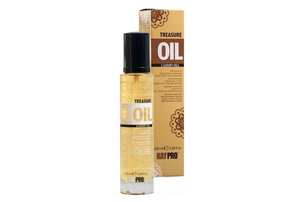 Sérum Capilar Kaypro Treasure Oil Hidratação e Brilho 100 ml