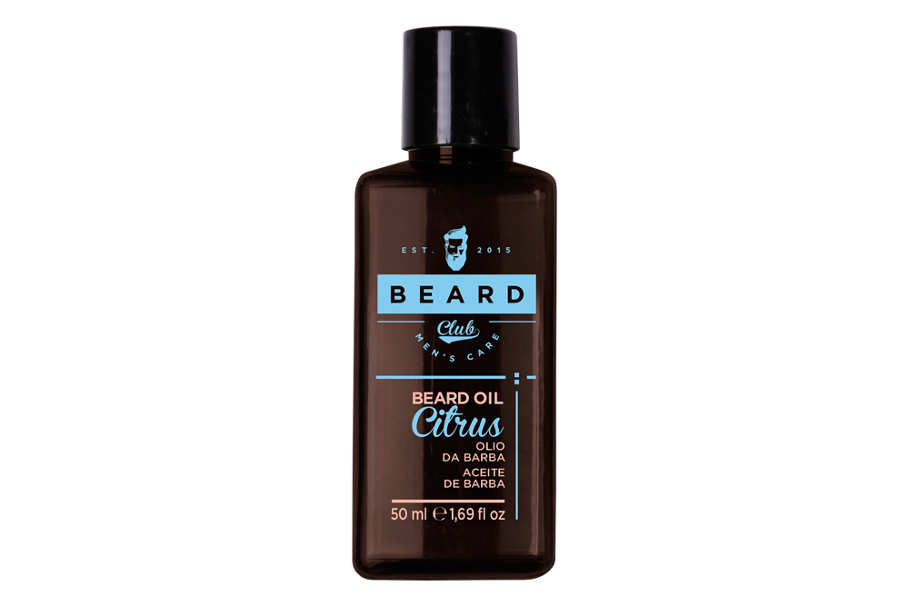 Óleo Barba Beard Club Citrus 50 ml
