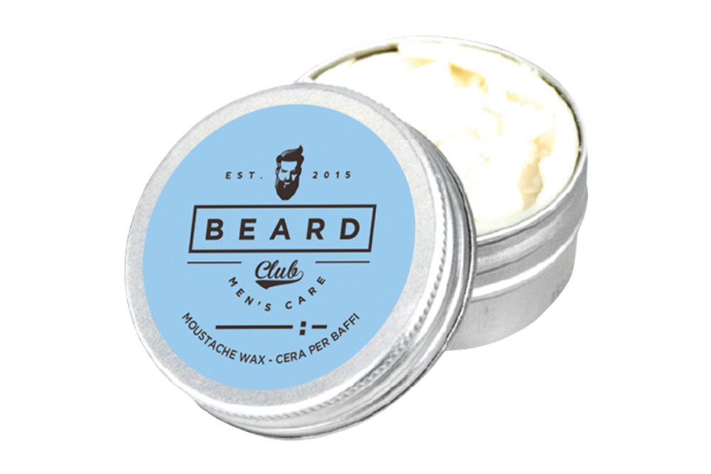 Cera Modelante Bigode e Barba Beard Club 30 ml