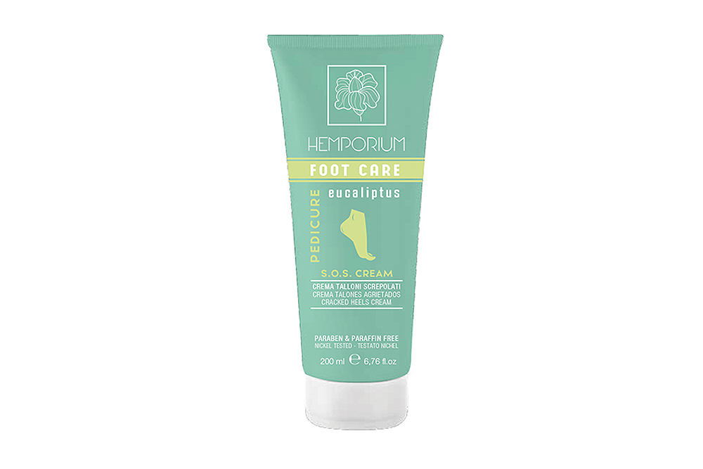 Creme de Pés Hemporium Foot Care Sos 200 ml