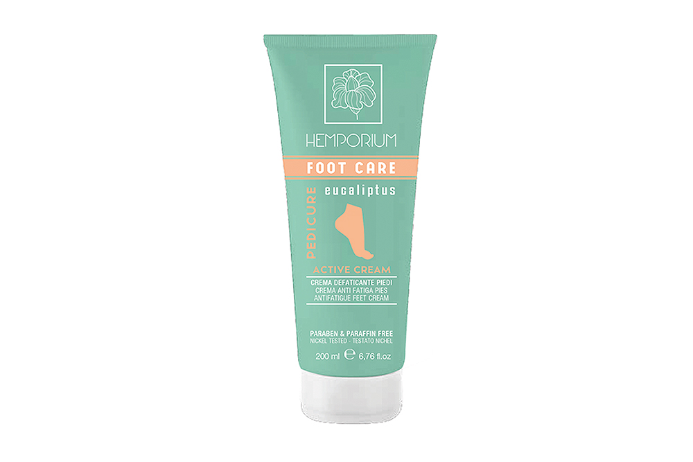 Creme de Pés Hemporium Foot Care Ativo 200 ml