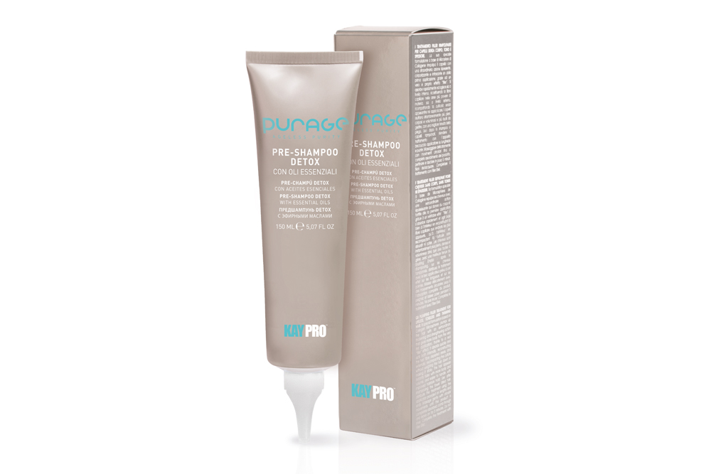 Pré Shampoo Kaypro Purage Detox 150 ml