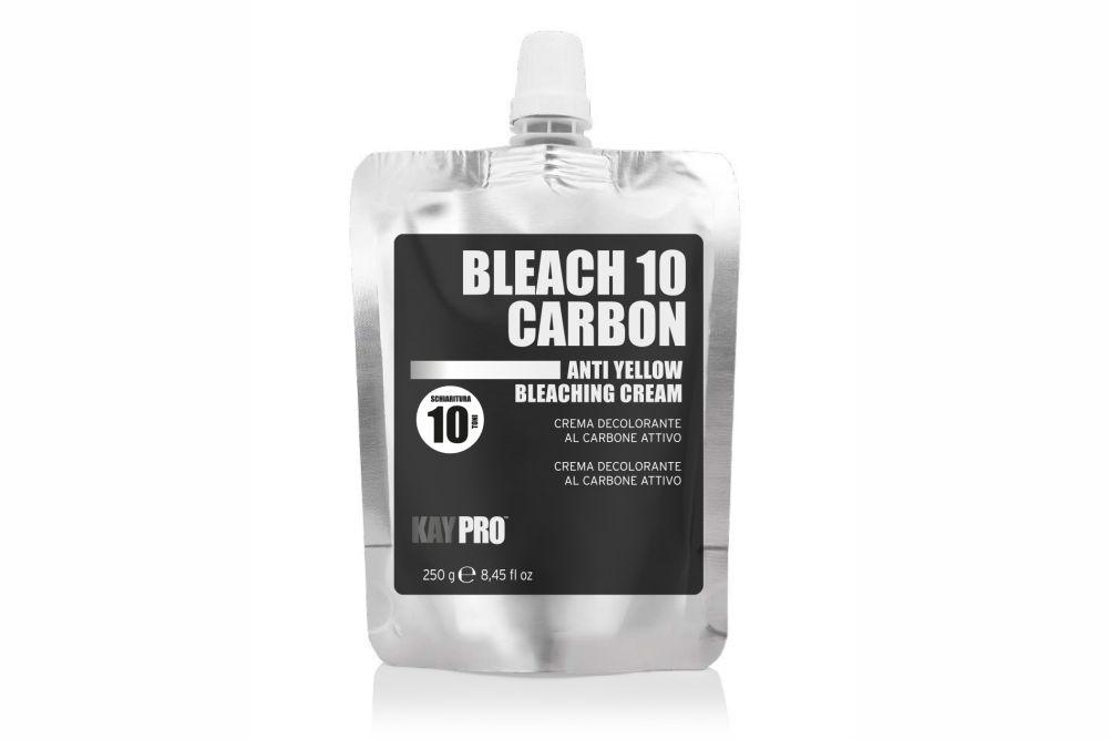 Creme Descolorante Vegan Kaypro Toning Carbon 250 gr