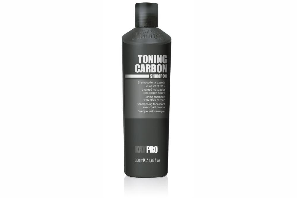 Shampoo Vegan Kaypro Toning Carbon 350 ml