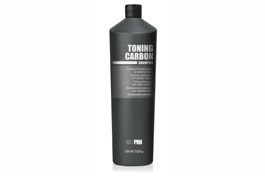 Shampoo Vegan Kaypro Toning Carbon 1000 ml