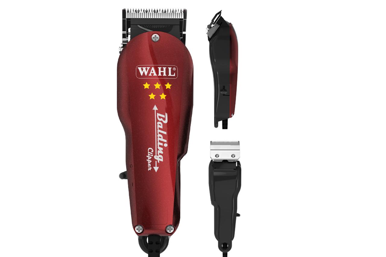 Máquina Corte Wahl Balding Com Fio
