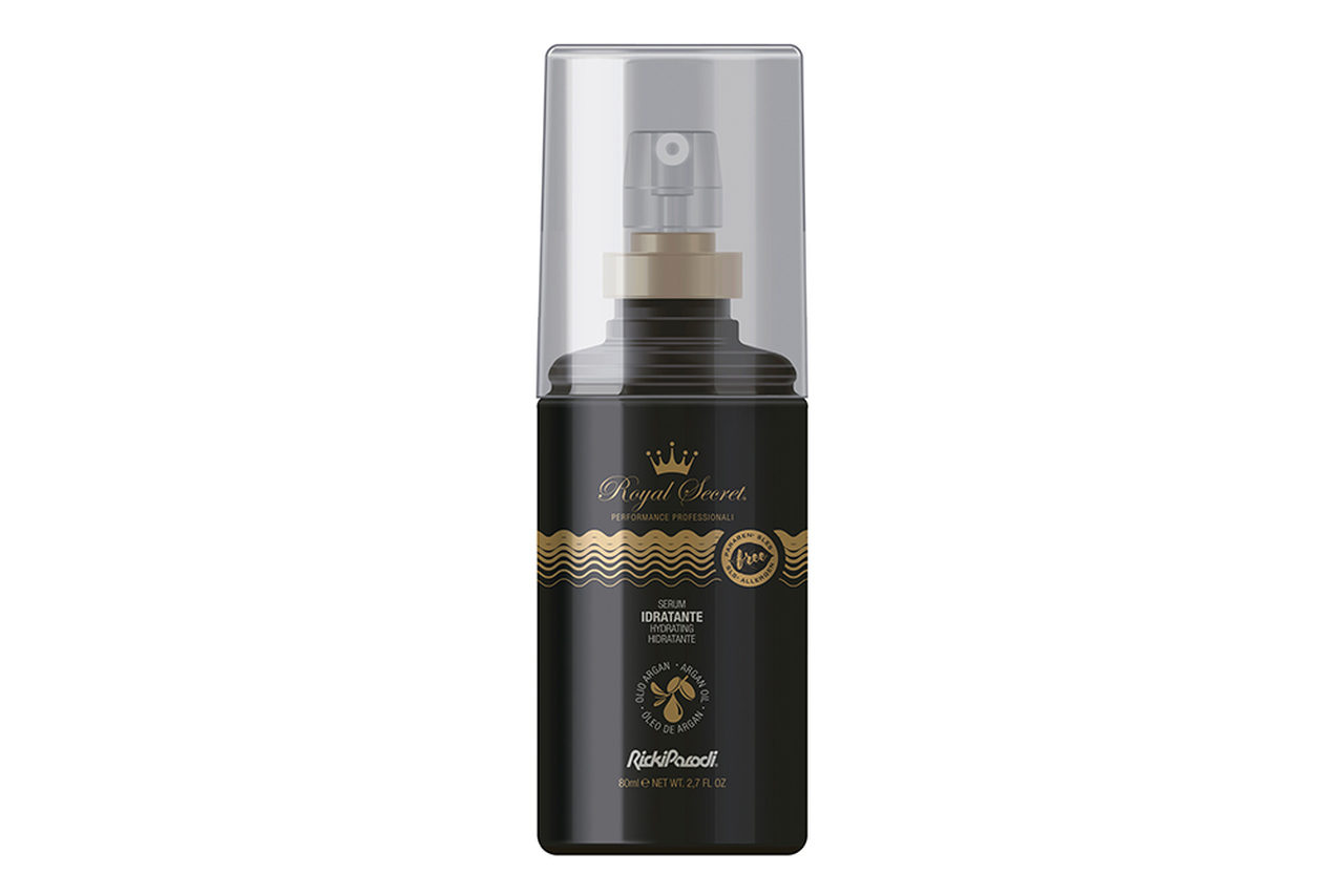 Sérum Capilar Rickiparodi Royal Secret Hidratação 80 ml