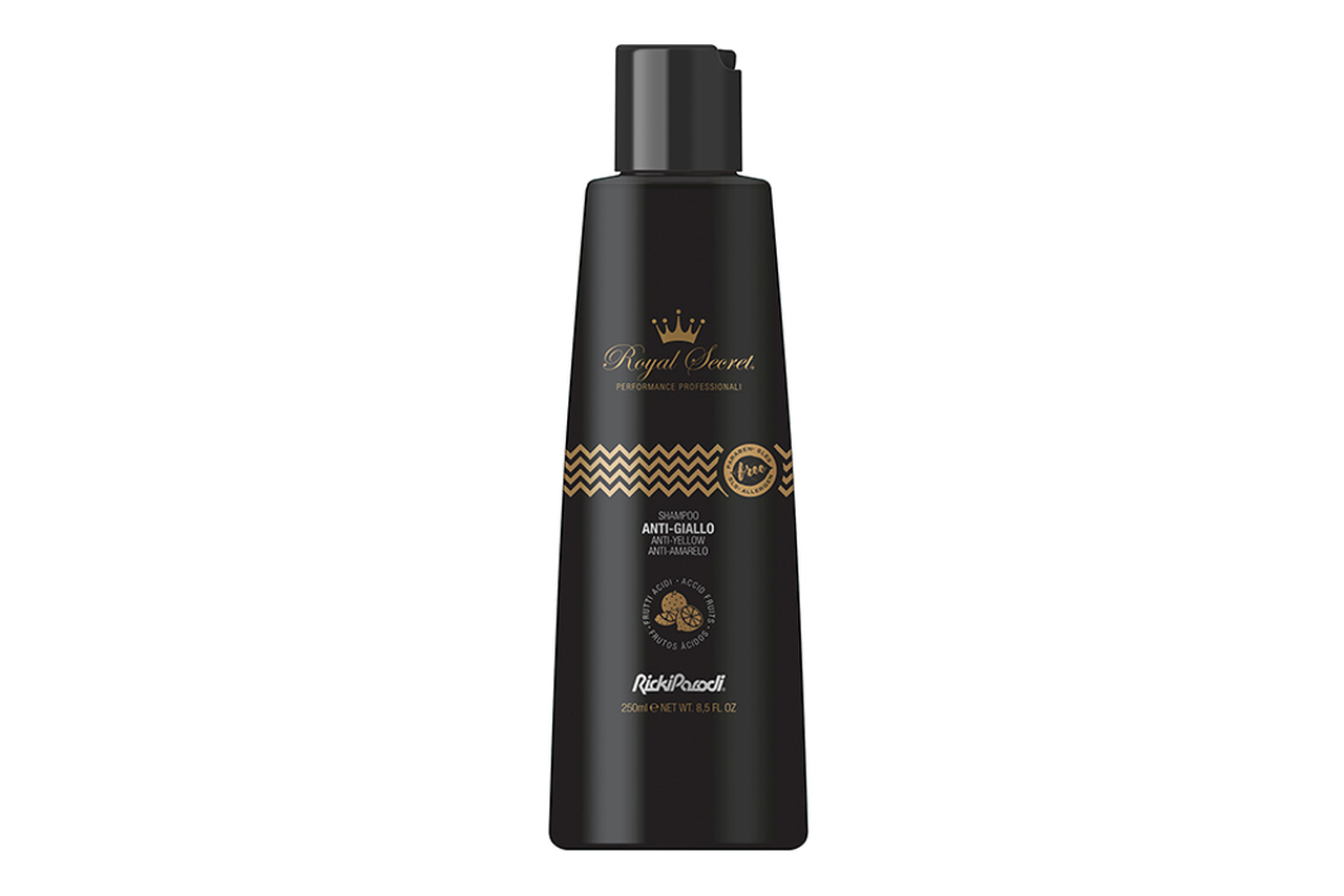 Shampoo Rickiparodi Royal Secret Anti Amarelos 250 ml