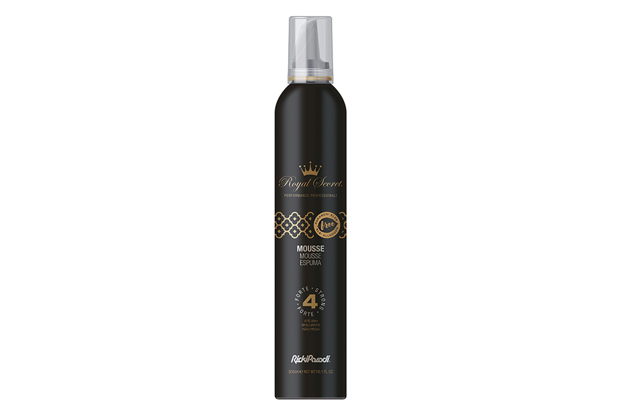 Espuma Rickiparodi Royal Secret Forte 300 ml