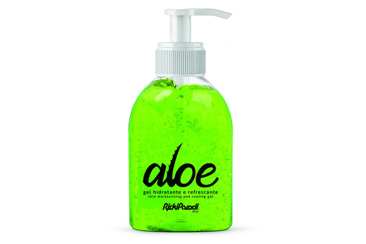 Gel Hidratante e Refrescante RickiParodi Aloe Vera 500 ml