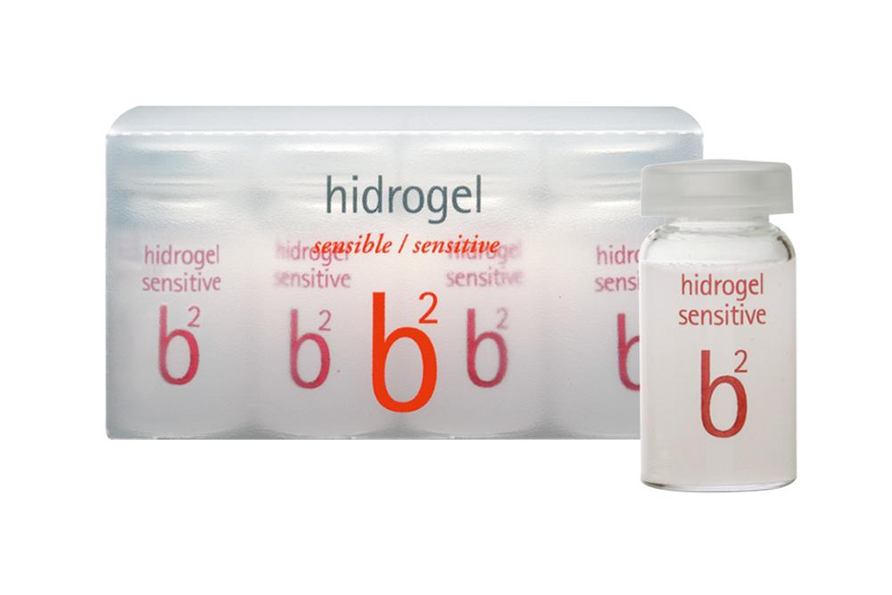 Ampolas Broaer Hidrogel 12 X 10 ml