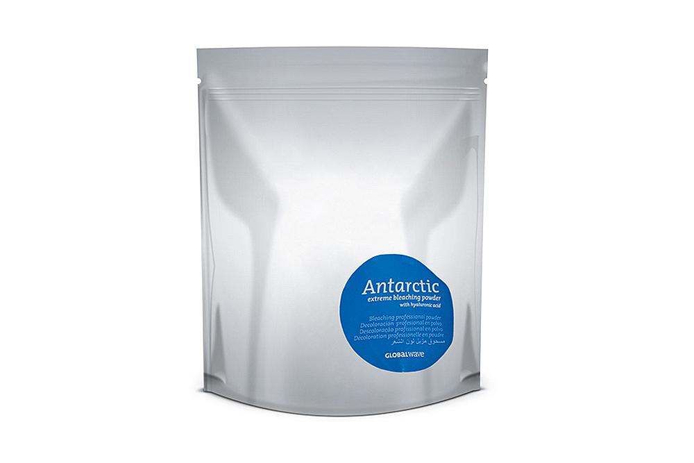 Pó Descolorante Broaer Antartic Azul 500 gr