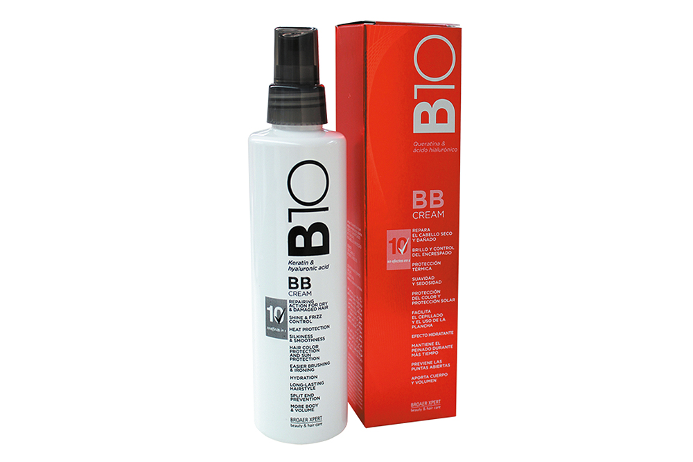 Máscara Capilar Broaer Bb Cream B10 200 ml