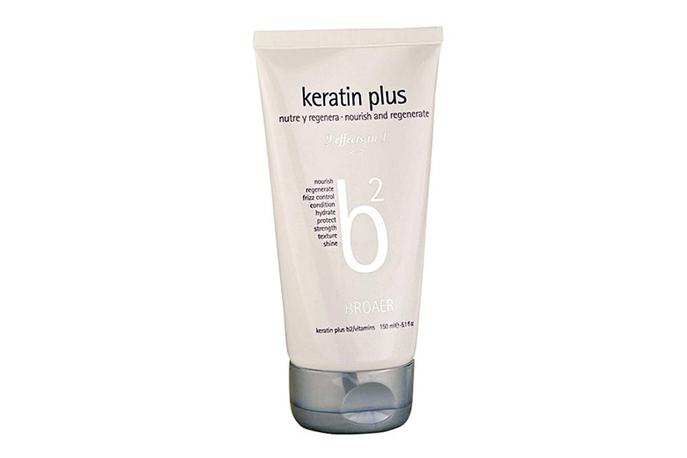 Máscara Capilar Broaer Keratin Plus 9 Em 1 150 ml