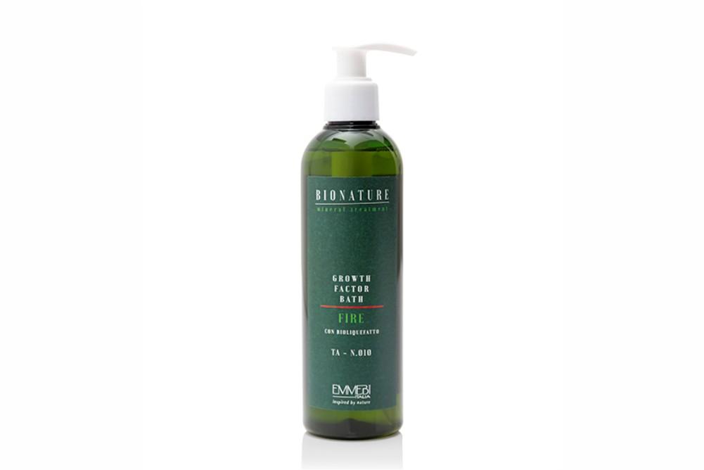 Shampoo Emmebi BioNature Fator de Crescimento 250 ml