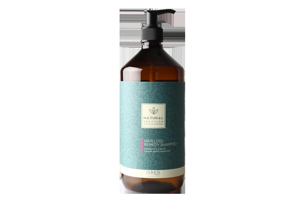 Shampoo Emmebi Natural Solution Anti Queda 1000 ml