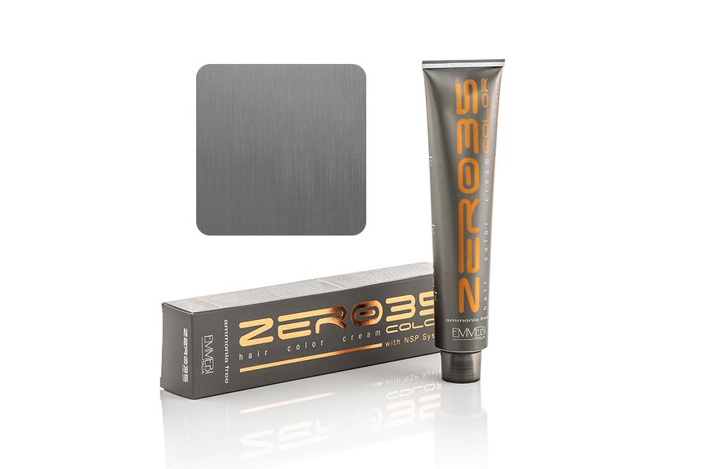 Coloração Capilar Emmebi Sem Amoníaco Zero35 Pure Light Cold Ash 100 ml