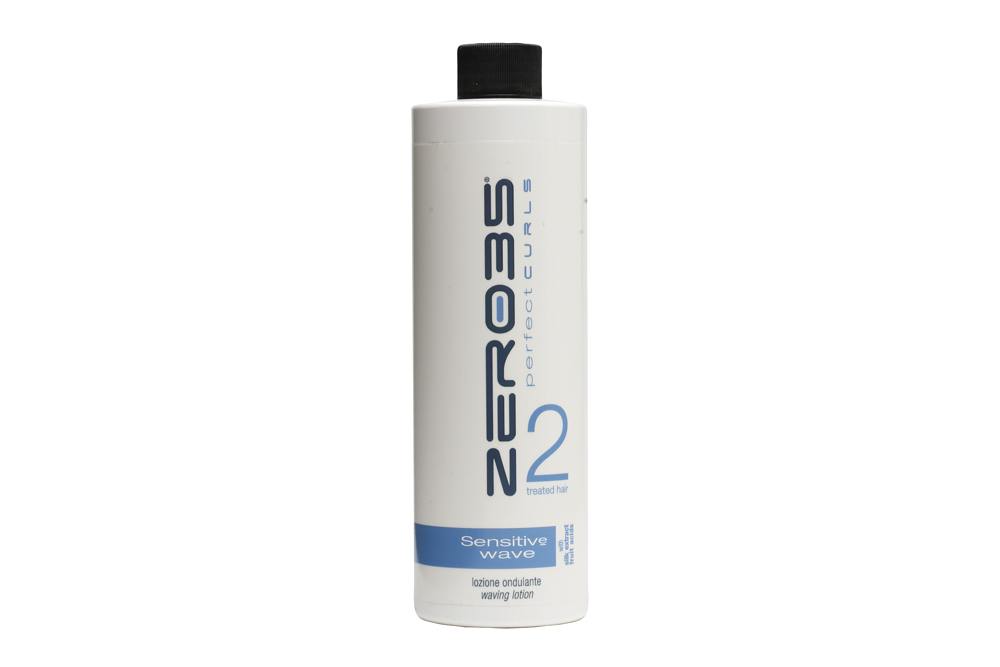 Permanente Emmebi Sensitive Wave 2 Cabelo Tratado 500 ml