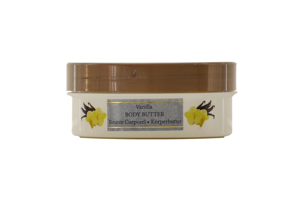 Manteiga Hidratante Corpo Pielor Baunilha 200 ml