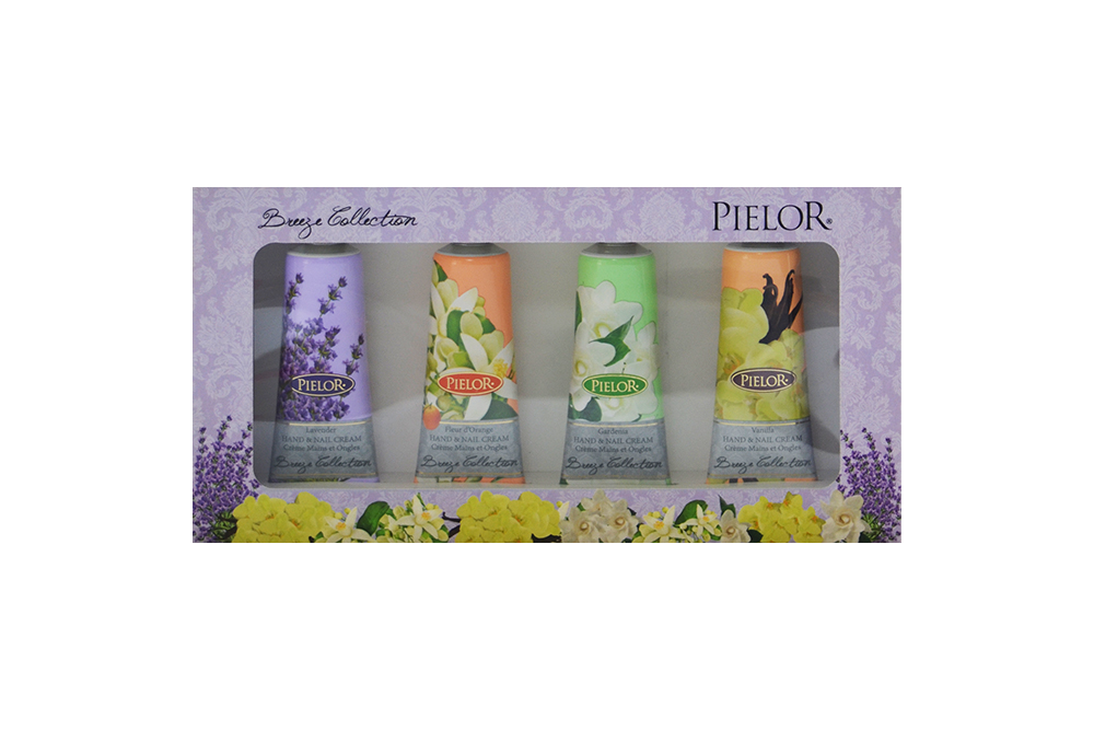 Creme de Mãos Pielor Breeze Collection 4x30 ml