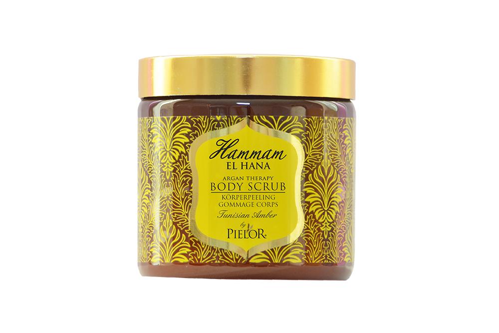 Creme Esfoliante Corpo Pielor Tunisian Amber 500 ml