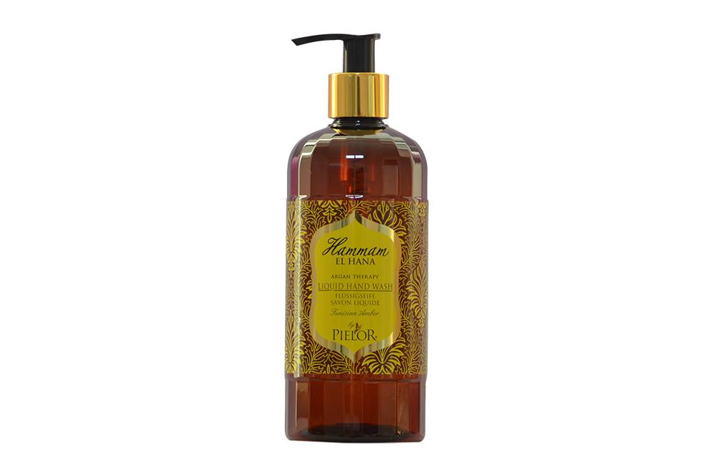 Gel Limpeza Mãos Pielor Tunisian Amber 400 ml