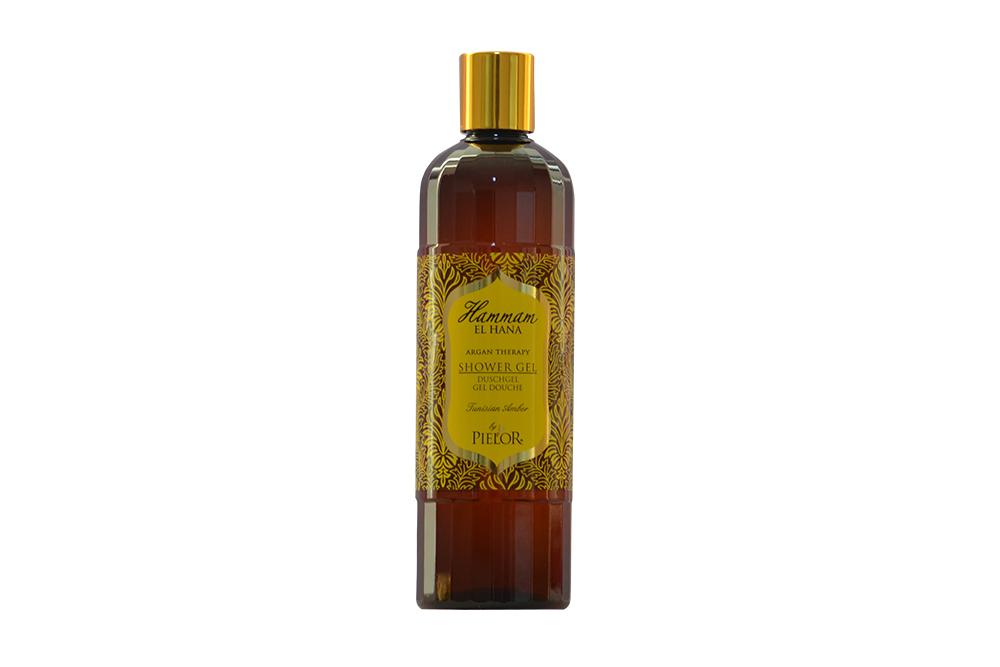 Gel Banho Corpo Pielor Tunisian Amber 400 ml