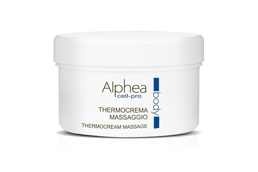 Creme Massagem Corpo Alphea Anti Celulítico Térmico 500 ml