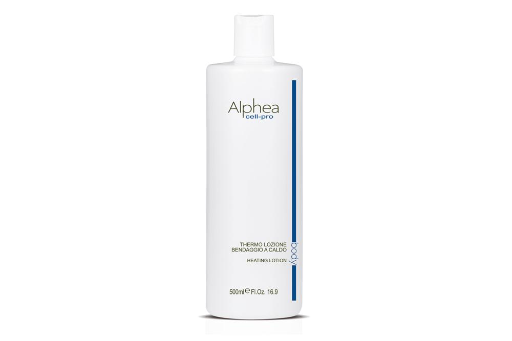 Loção Térmica Corpo Alphea Anti Celulítico Efeito Quente 500 ml