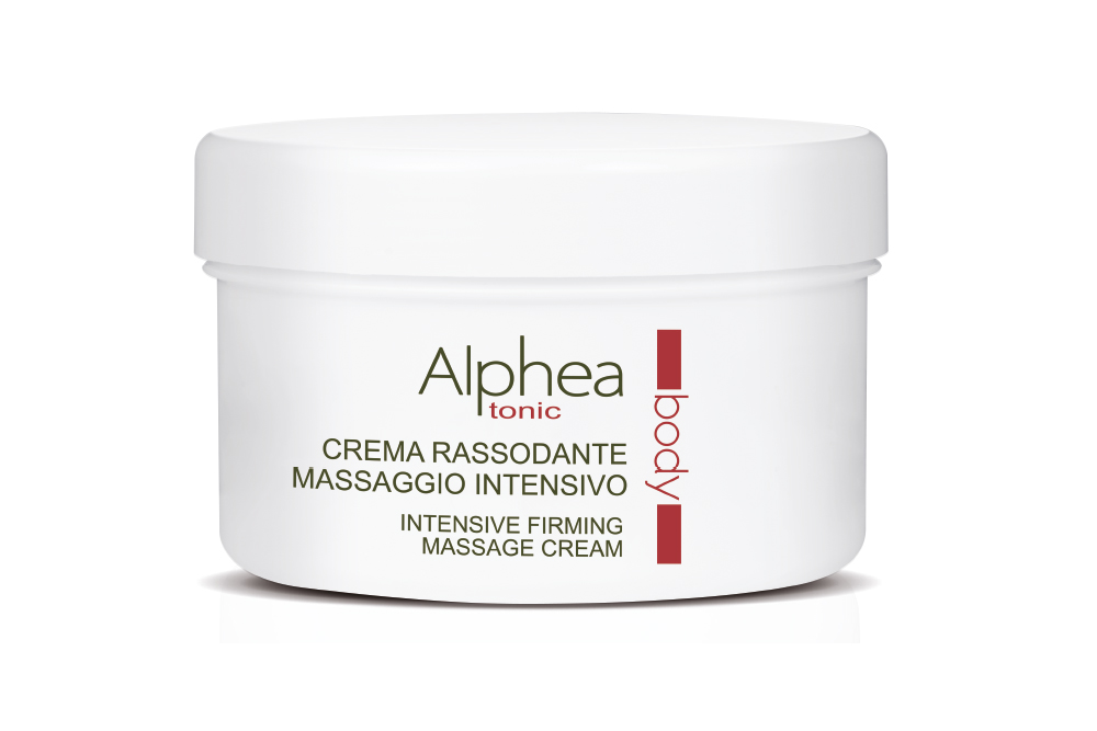 Creme Massagem Corpo Alphea Tonificante e Refirmante Intensivo 500 ml