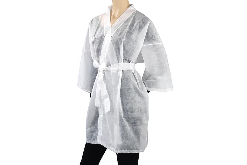 Kimono Gr Descartável 10 Unidades